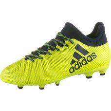 adidas X 17.3 FG Fußballschuhe Herren solar yellow