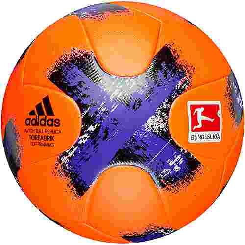 adidas Torfabrik 17/18 Winter Fußball solar orange