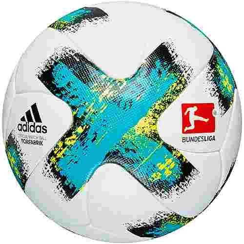 adidas Torfabrik 17/18 OMB Fußball white