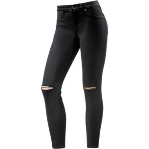 Volcom LIBERATOR Skinny Fit Jeans Damen TWILIGHT BLACK