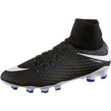 Nike HYPERVENOM PHELON 3 DF FG Fußballschuhe Herren BLACK/WHITE-GAME ROYAL