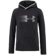Under Armour Hoodie Kinder BLACK/ BLACK/GRAPHITE
