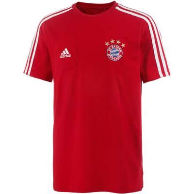 adidas FC Bayern T-Shirt Kinder FCB TRUE RED