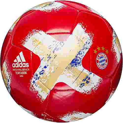 adidas FC Bayern Miniball FCB TRUE RED