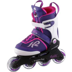 K2 Marlee Pro Fitness Skates Kinder lila/weiß