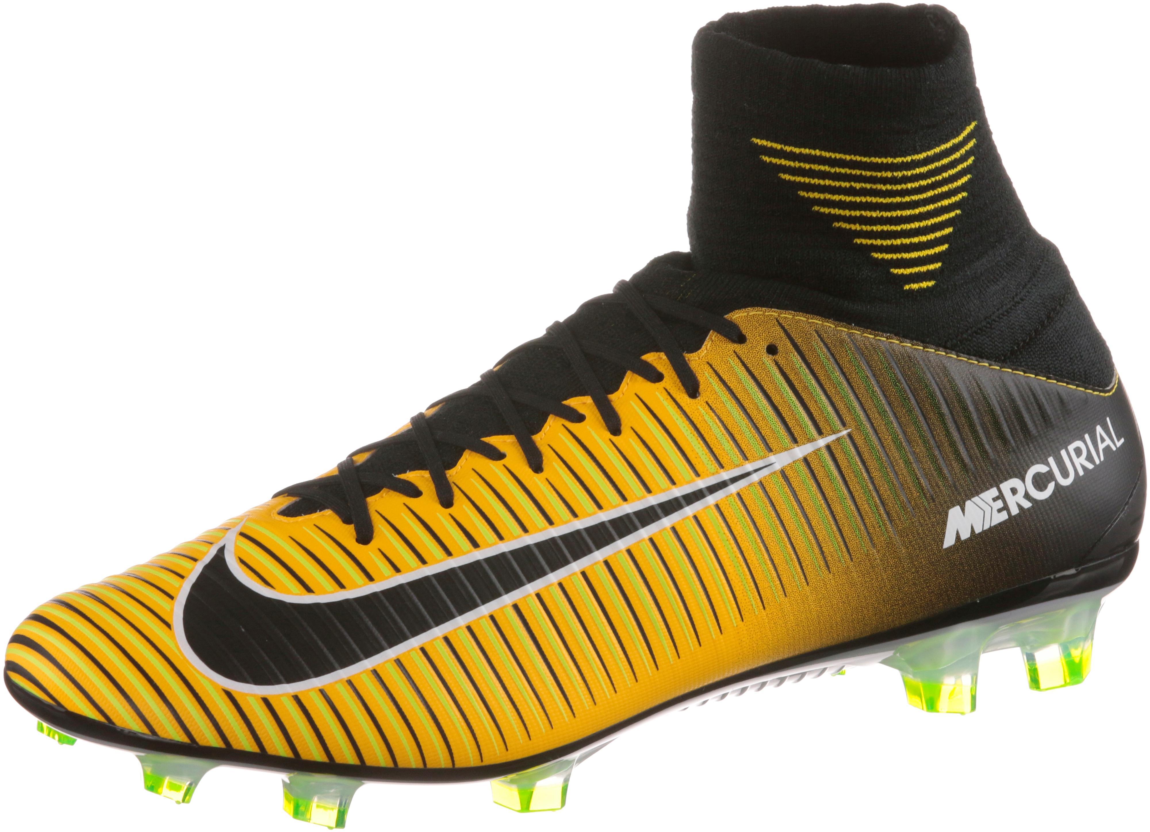 Nike Nike Nike MERCURIAL VELOCE III DF FG Fußballschuhe Herren LASER ORANGE/BLACK-WHITE-VOLT im Online Shop von SportScheck kaufen Gute Qualität beliebte Schuhe c989bc