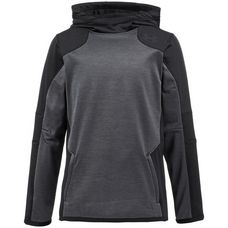 Under Armour Hoodie Kinder ANTHRACITE/BLACK/REFLECTIVE