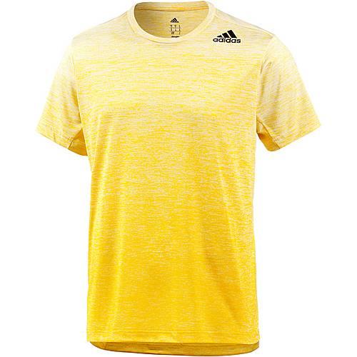 adidas Freelift Gradient Funktionsshirt Herren yellow