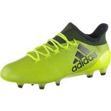 adidas X 17.1 FG Fußballschuhe Herren solar yellow