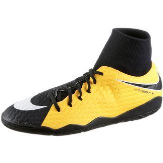 Nike HYPERVENOMX PHELON 3 DF IC Fußballschuhe Herren LASER ORANGE/BLACK-BLACK-VOLT-WHITE