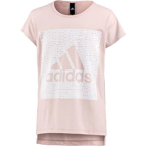 adidas T-Shirt Kinder icey pink