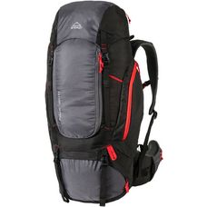 Mc Kinley Trek-RS Make 55 + 10 Wanderrucksack anthracite/black/red