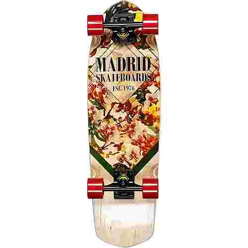 "Madrid Orchid Mini Picket 28.5"" Skateboard-Komplettset braun"