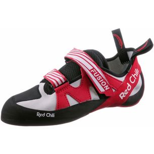 Red Chili Fusion VCR Kletterschuhe rot/weiß