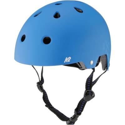 K2  Jr. Varsity Skate Helm Kinder blau