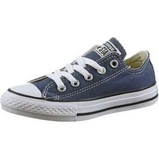 CONVERSE Chuck Taylor All Star Low Sneaker Kinder navy