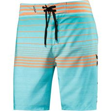 Hurley Phantom Peters Boardshorts Herren türkis/orange