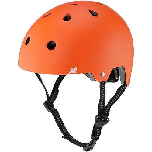 K2 Jr. Varsity Skate Helm Kinder orange