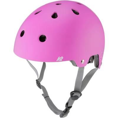 K2 Jr. Varsity Skate Helm Kinder pink
