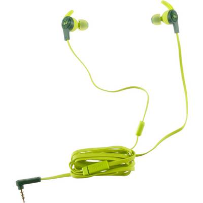 MONSTER iSport Achieve InEar Kopfhörer green