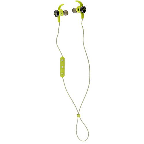MONSTER iSport Victory Wireless InEar Kopfhörer green