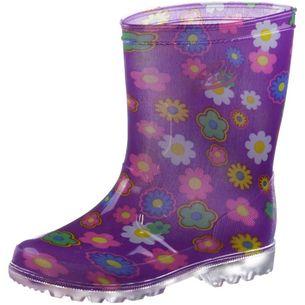 LICO Gummistiefel Kinder lila