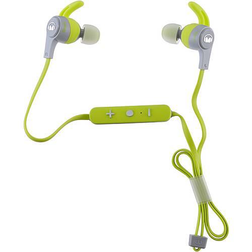 MONSTER iSport Achieve Wireless InEar Kopfhörer green