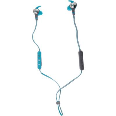 MONSTER iSport Intensity Wireless InEar Kopfhörer blue