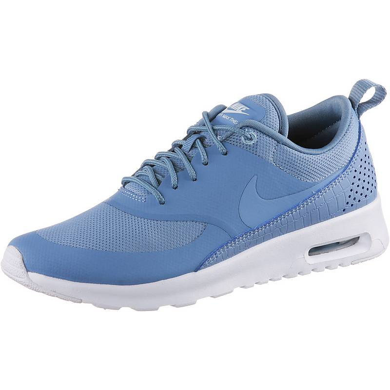 air max thea frauen blau