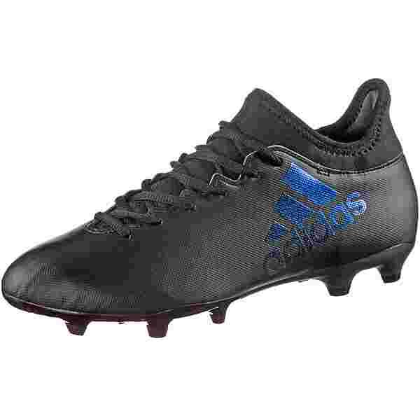 adidas X 17.3 FG Fußballschuhe Herren core black