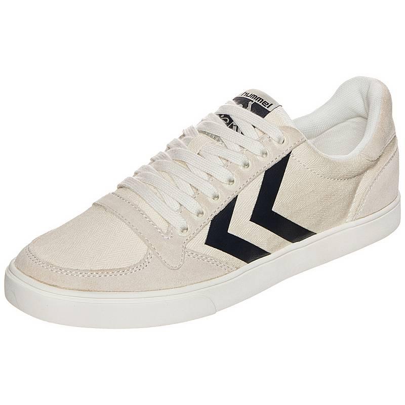 hummelSlimmer Stadil Herringbone Low  SneakerDamen  beige