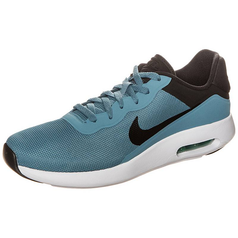 brand new 9fd37 334a9 ... Nike Air Max Modern Essential Sneaker Herren blau weiß schwarz Nike Air  Max Modern Essential Shoes Wolf Grey Dark Grey Black .
