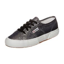 Superga 2750 Lamej Sneaker Kinder grau / metallic