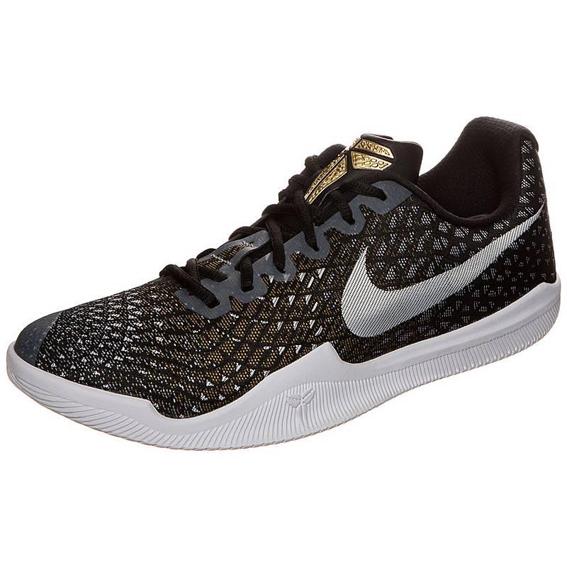 separation shoes fdd0a 24fb8 ... authentic nike kobe mamba instinct basketballschuhe herren schwarz weiß  grau 8187e 9bc1c