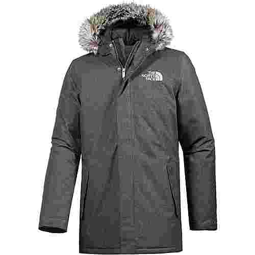 The North Face Zaneck Parka Herren TNF Dark Grey Heather
