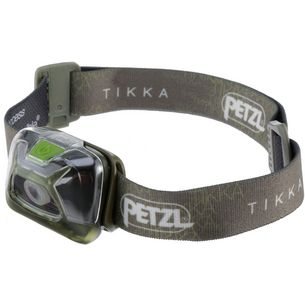 Petzl Tikka Stirnlampe LED green