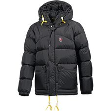 FJÄLLRÄVEN Expedition Down Lite Daunenjacke Herren black