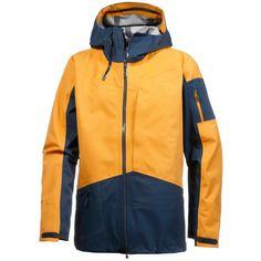 SCOTT VERTIC 3L Skijacke Herren nightfall blue/harvest yellow