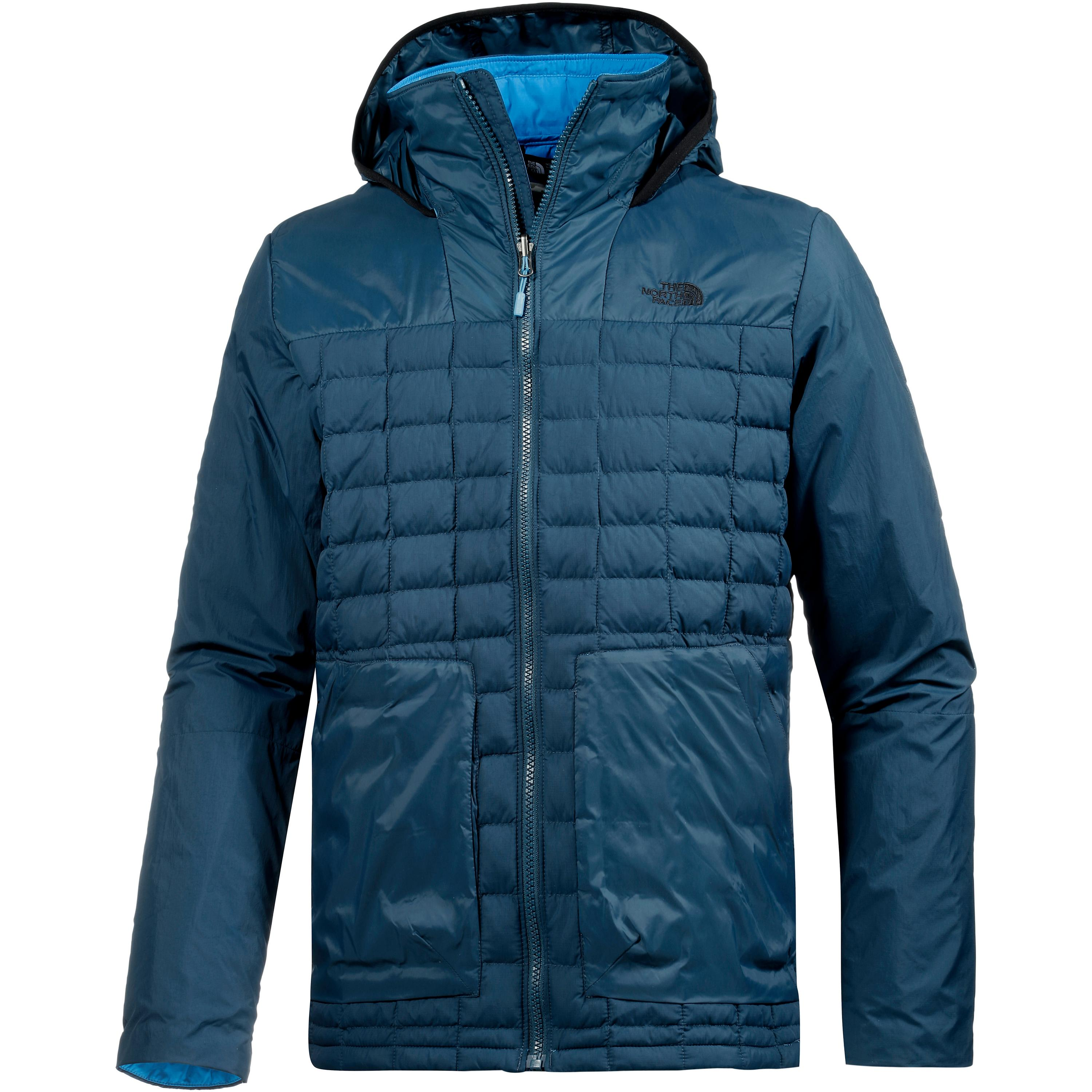 The North Face ThermoBall FZ Zip-In Kunstfaserjacke Herren