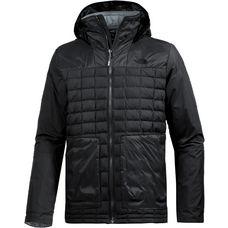 The North Face ThermoBall FZ Zip-In Kunstfaserjacke Herren TNF Black