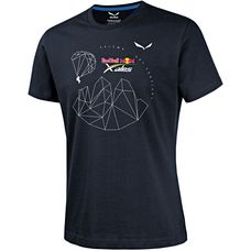 SALEWA Redbull X-Alps Co Printshirt Herren night black