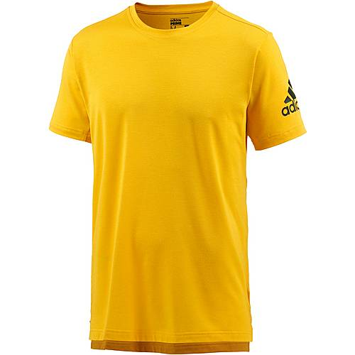 adidas Freelift Prime Funktionsshirt Herren eqt yellow