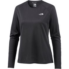 The North Face Reaxion Amp Crew Funktionsshirt Damen TNF BLACK