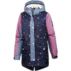 WLD ENJOY WINTER Snowboardjacke Damen BLUE VIOLET
