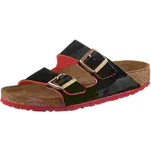 Birkenstock Arizona Sandalen Damen two tone black
