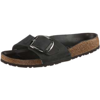 Birkenstock Madrid Big Buckle Sandalen Damen black
