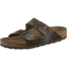 Birkenstock Arizona Sandalen Damen animal fascination brown