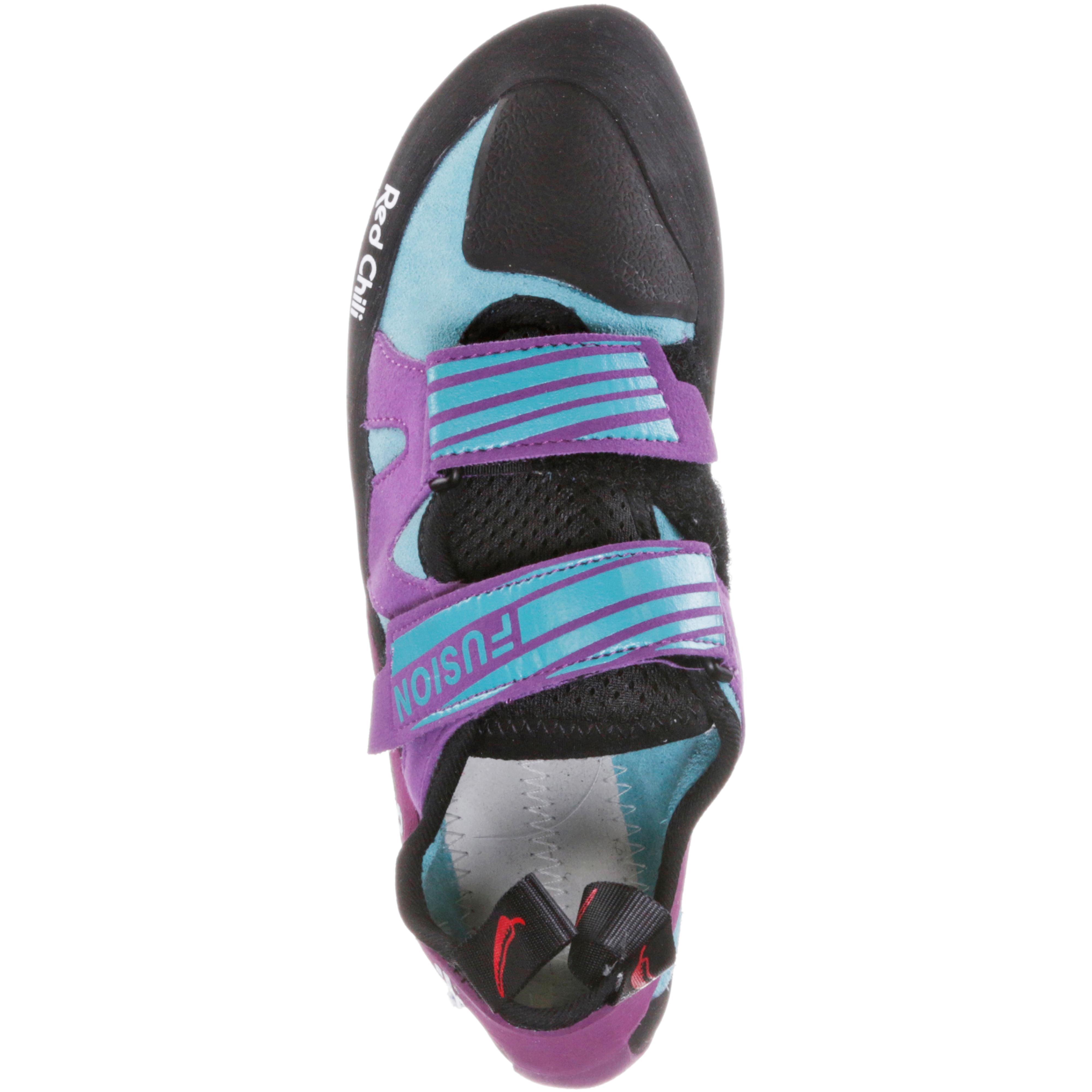 ROT Chili Fusion VCR Kletterschuhe Damen türkis/lila im Online Shop Qualität von SportScheck kaufen Gute Qualität Shop beliebte Schuhe 38b858
