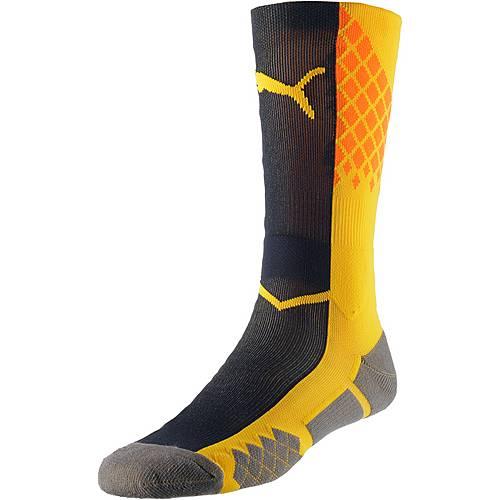 PUMA IT evoTRG Socks Fußballstrümpfe Herren gelb