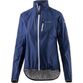 VAUDE Drop III Fahrradjacke Damen blau